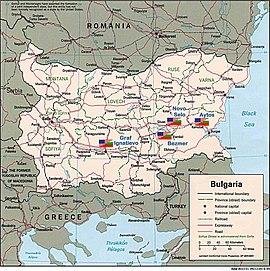 bulgarianamerican joint military facilities