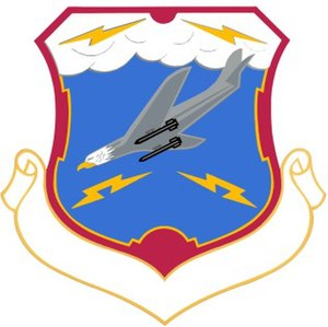 27th Air Division - Image: USAF 27th Air Division Crest