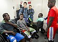 USNS Mercy transports injured people from Papua New Guinea to ship for emergency care during Pacific Partnership 2015 150630-M-DN141-557.jpg