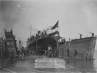 USS <i>Du Pont</i> (TB-7)