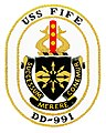 USS FIFE (DD-991) Crest.jpg