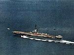 USS Lexington (CVA-16) launches planes in 1957.jpg