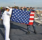 USS Ronald Reagan (CVN 76) (14404724098).jpg