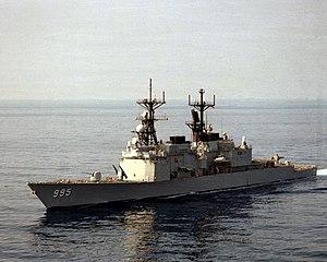 USS Scott DDG-995