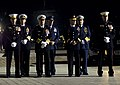 US Navy 061230-F-0193C-011 The Joint Chiefs of Staff prepare for the arrival of the casket containing the body of former U.S. President Gerald Ford.jpg