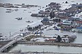 US Navy 110318-M-HU778-007 An aerial view of Ishinomaki, Japan, a week after a 9.0 magnitude earthquake and subsequent tsunami devastated the area.jpg