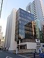 Uchida Yoko headquarters, at Shinkawa, Chuo, Tokyo (2019-01-02) 03.jpg