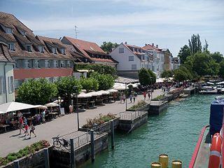 Überlingen Place in Baden-Württemberg, Germany