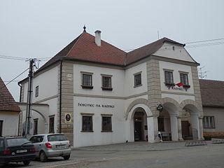 Uherčice (Břeclav District) Municipality in South Moravian, Czech Republic