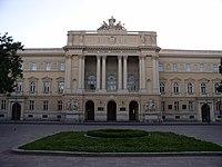 Budynek Sejmu Krajowego w Lwowie