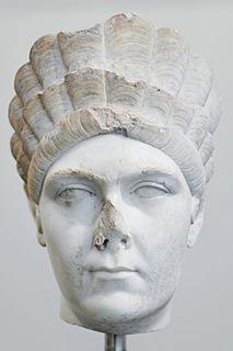 Sister of the Roman Emperor Trajan