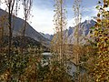 Undiscovered Lake in the mountains of Northern Pakistan.jpg