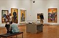 Une des salles du musée Munch (Oslo) (4857491003).jpg