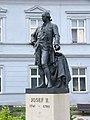 Uničov, Josef II statue.jpg