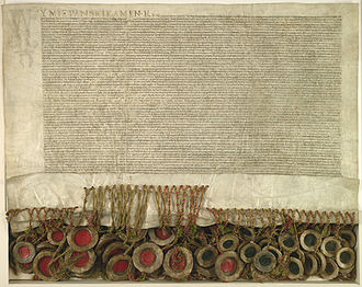 Union of Lublin - Act of Union of Lublin in 1569