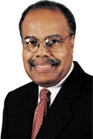 Donald McHenry - Image: United Nations Ambassador Mc Henry