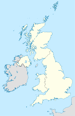 Blyth is located in the United Kingdom