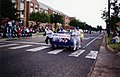 University of Texas at Arlington bed races for charity (10008474).jpg