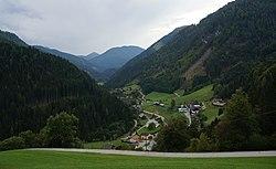 Unteralm mit Blick nach Stockenboi, Villach Land, Kärnten.jpg