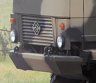 Ural-5323 - military version
