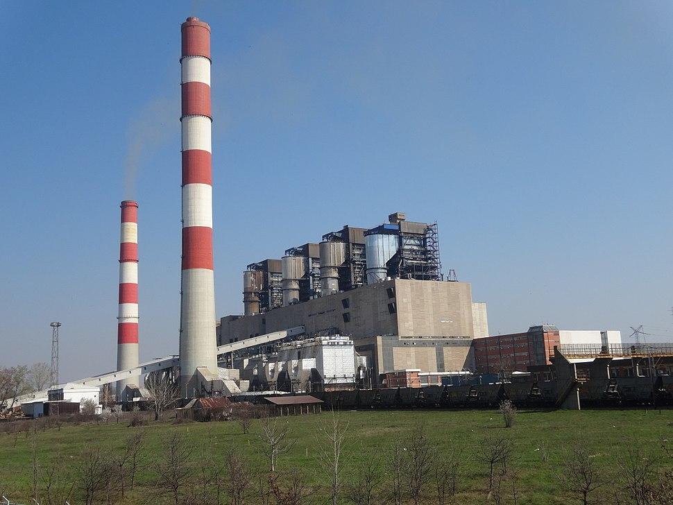 Urovci, Termoelektrana Nikola Tesla, 12