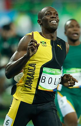 Image illustrative de l'article Usain Bolt