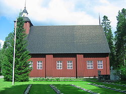 Utajärvi Church