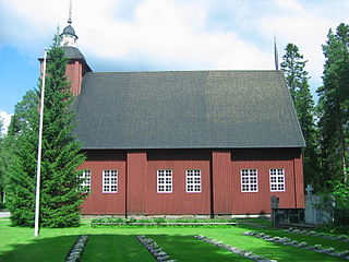 Utajärvi Municipality in Northern Ostrobothnia, Finland