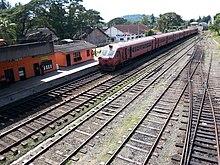 Kurunegala railway station - WikiVisually