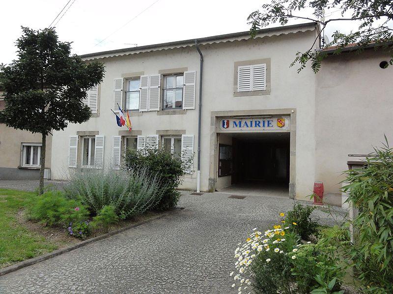 Vélaine-sous-Amance (M-et-M) mairie