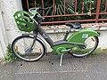 Vélo Vélib' Rue Squeville Fontenay Bois 2.jpg