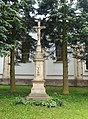 Vítonice (KM), kříž u kostela.JPG