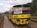 Vůz 810 Viamont, Trutnov hlavní nádraží.jpg