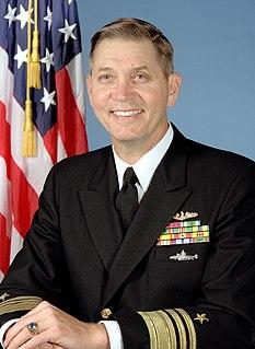 N. Ronald Thunman American admiral