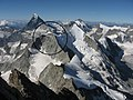 Valais mountains - Pointe du Mountet marked.jpg