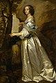 Van Dyck - Lady Frances Cranfield (d.1687), Later Countess of Dorset, 129918.jpg