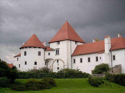 Varazdin Castle, Croatia.JPG