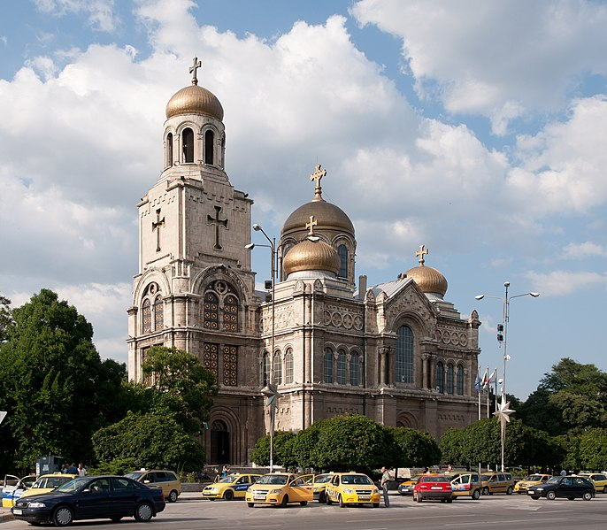 Файл:Varna Cathedral - 2.jpg