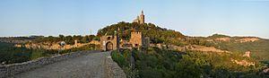 Tsarevets (fortress) - Veliko Tarnovo - Tsarevets