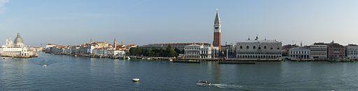 Venedig Panorama Faehre