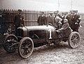 Victoire d'Albert Guyot le 6 juillet 1908 au Grand Prix des Voiturettes (au Grand Prix de l'A.C.F.).jpg