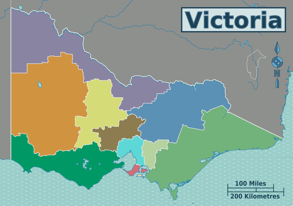 Victoria Island Travel Guide Map