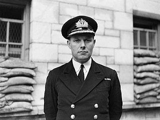 Anthony Miers Royal Navy admiral