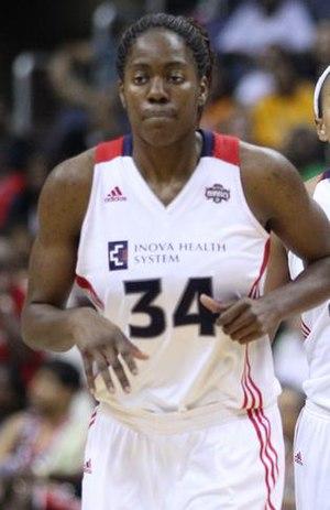 Victoria Dunlap - Image: Victoria Dunlap WNBA