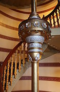 Victoria Terrasse decorative staircase