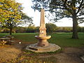 Victorian Drinking Fountain at Chingford.JPG