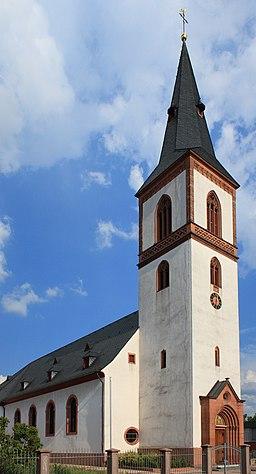 Viernheim St. Marien Kirche 20100711