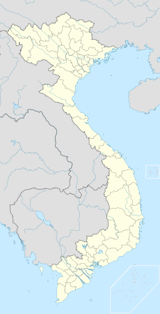 Bien Hoa AB is located in Vietnam