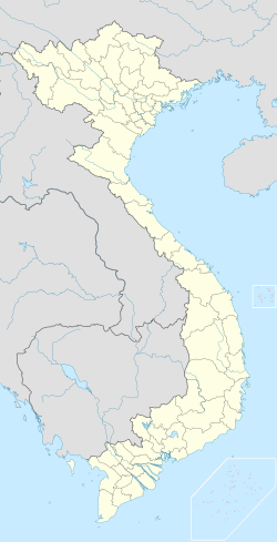 Điện Biên Đông is located in Vietnam