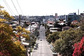 West End, Queensland Suburb of Brisbane, Queensland, Australia